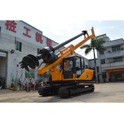 小型履带旋挖机_钦州市旋挖机_桩工工程机械图片