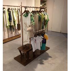 女装中岛展示架样版_澳林货架_湛江女装中岛展示架图片