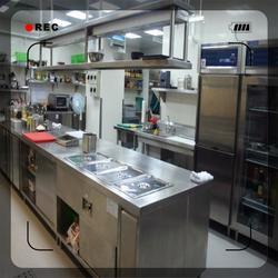 不锈钢厨具_火风厨房工程(在线咨询)_佛山不锈钢厨具图片