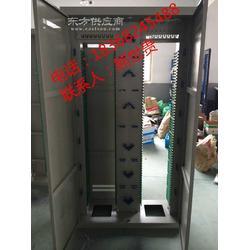 机房安装864芯光纤配线架图片