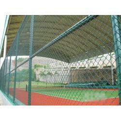 浸塑篮球场围网、航拓丝网、篮球场围网图片