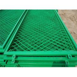 框架护栏网安装 河南框架护栏网 航拓丝网图片