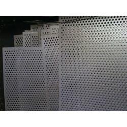 航拓丝网(多图)|建筑爬架防护圆孔网|爬架网图片