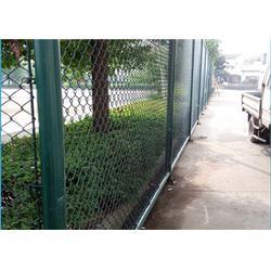 航拓丝网、篮球场围栏网、篮球场围栏网厂家图片
