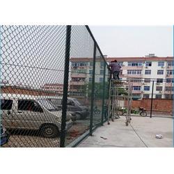 黄色篮球场围网-陇南篮球场围网-航拓丝网图片