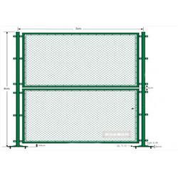 喷塑足球场围网、足球场围网、航拓围网(图)图片