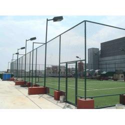 永州球场围网、绿色球场围网、航拓丝网图片