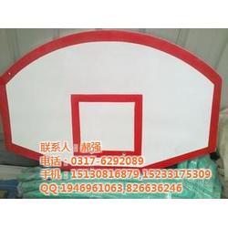 襄阳强森体育室外篮球板生产厂家、室外篮球板、强森(查看)图片