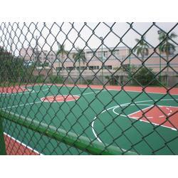 學校圍網生產廠家、圍網、強森體育(查看)圖片