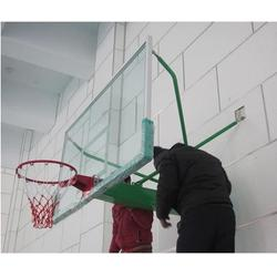 篮球架,强森体育,150移动式篮球架图片