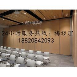 会议室活动隔断推拉门厂家图片