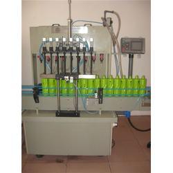 活塞自动化灌装机|鑫基机械膏体灌装机厂家(在线咨询)|灌装机图片