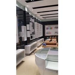 手机柜台展示、金芳道具展示柜厂家、手机柜图片
