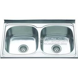 不锈钢水槽厂家供应拉伸厨房水槽8050D图片