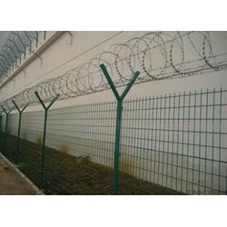 双晟监狱隔离栅栏(多图)@监狱隔离栅栏规格图片