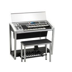 天爱双排键钢琴 沧州双排键 双排键零售图片