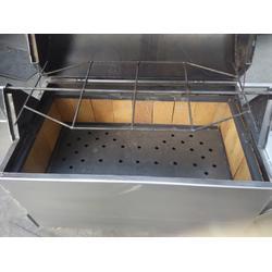 无烟木炭烧烤炉|河南烧烤炉|小六炉具(图)图片
