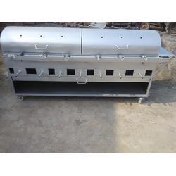 小六炉具 无烟六头烤羊腿炉采购-烤羊腿炉图片