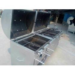 有烟六头烤羊腿炉多少钱-烤羊腿炉-小六炉具(多图)图片