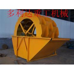 轮斗式洗砂机的维护_多利达重工_轮斗式洗砂机图片