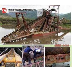 驻马店淘金船、多利达重工、青州淘金船厂家图片
