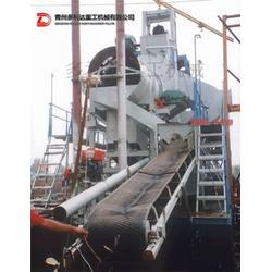 舟山淘金船_多利达重工_淘金船的制作图片