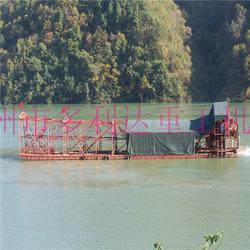 淘金船_多利达重工(推荐商家)_大型淘金船图片