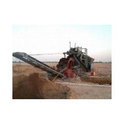 叶轮式洗砂机|洗砂机|多利达重工图片