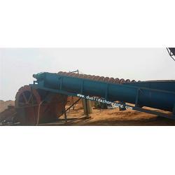 南平市螺旋式洗砂机,螺旋式洗砂机质量,多利达重工(多图)图片