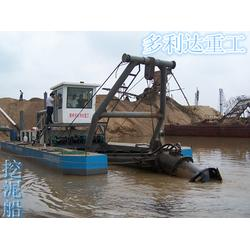 多利达重工|绞吸船|绞吸船施工图片