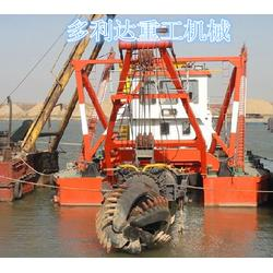 绞吸船、多利达重工(在线咨询)、绞吸船价位图片