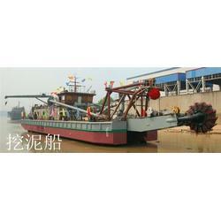 清远市绞吸船|多利达重工|绞吸船施工图片