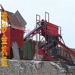 淘金设备_多利达重工_青州淘金设备图片