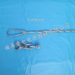 adss光缆直线金具预绞丝悬垂线夹鲁电电力图片