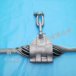 预绞丝悬垂线夹光缆金具厂图片