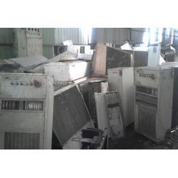 回收电机铜线、高价废品回收中心(在线咨询)、民意回收电机图片