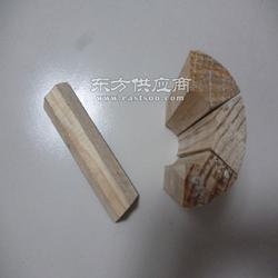 供应保冷木块、保温管道垫木 图片