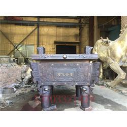 仿古铜鼎生产厂家,铸铜鼎雕塑厂(在线咨询),铜鼎图片