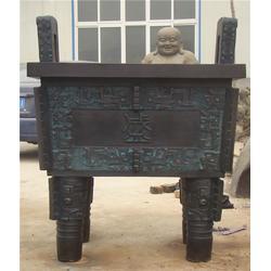 1米铜鼎雕塑报价-铜鼎雕塑-铜鼎雕塑生产厂家图片