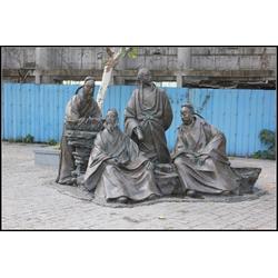内蒙人物雕塑-宏达雕塑-人物雕塑报价图片