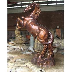 纯铜马雕塑工艺品,铜马雕塑,铜马雕塑厂家(查看)图片