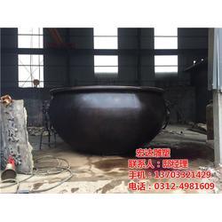 口径1.2米一对铜大缸-铜大缸-厂家有现货(查看)图片