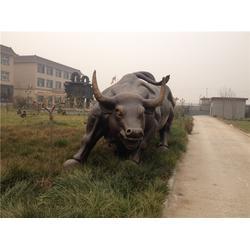 铜牛摆件-铜牛-铜牛定制图片