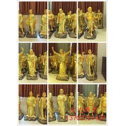 加工寺庙十八罗汉工厂,十八罗汉铸造,十八罗汉图片