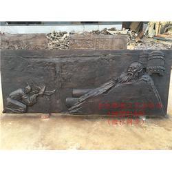 铸铜浮雕-铸铜浮雕贵不贵-铜浮雕生产(优质商家)图片
