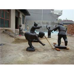 ?#25191;?#22478;市小品雕塑-古今人物制作-小品雕塑图片