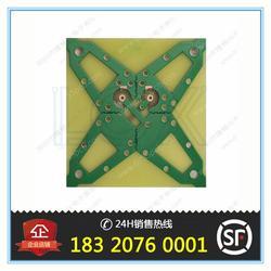 嘉兴市pcb线路板_高频板_混压多层镀金高频板图片
