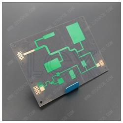 镀银高频板电路板、arlon覆铜板、上海高频板图片