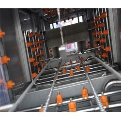 山东嘉信,福建隧道式洗筐机,隧道式洗筐机的功能图片