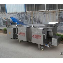 诸城嘉信机械-青海红枣分级清洗线-红枣分级清洗线图片